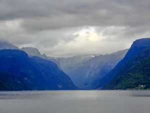 Some where in Norway