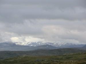 Hardangervidda från Norr