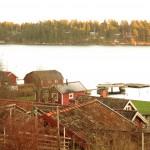 Utsikt mot Blidö